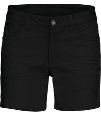 shorts in twill (nero) - bodyflirt