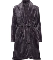 decoy short robe w/stripes morgonrock lila decoy