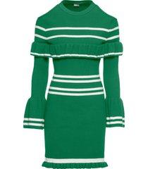 abito in maglia (verde) - bodyflirt boutique
