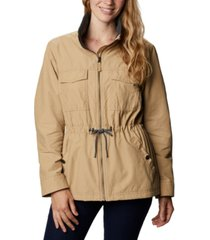 columbia women's tanner ranch lined jacket