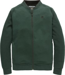 vanguard zip jacket ultimate mix sweater