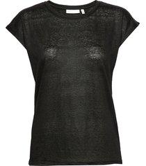 faylinn o t-shirt t-shirts & tops short-sleeved svart inwear