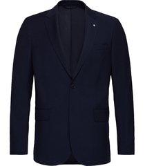 the tailored travelers suit jkt s blazer kavaj blå gant