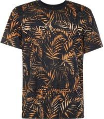 michael kors all-over printed t-shirt