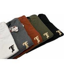 camiseta fist collection f verde