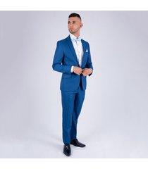traje formal linea colombia  para hombre pierre d'agostiny azul