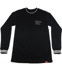 camiseta outlawz longsleeve outfit
