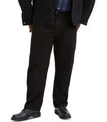 levi's men's big & tall 505 original-fit jeans