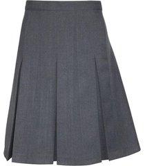 falda 6 tablones colegio gris kotting