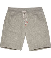 orlebar brown arundel shorts - grey melange 269372m
