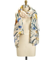 two's company meadow scarf