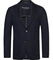 bs molise tailored blazer kavaj blå bruun & stengade
