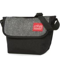 manhattan portage xxs midnight version 2 messenger bag