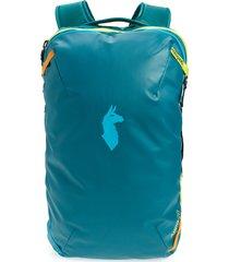 men's cotopaxi allpa 28l travel backpack - blue