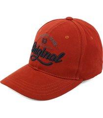 gorra rojo-azul-gris colore