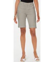 charter club bermuda shorts, created for macy's