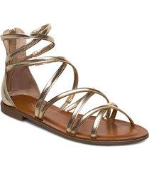 kabanna shoes summer shoes flat sandals guld aldo