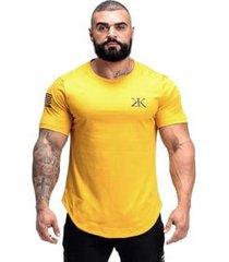 camiseta flag amarela
