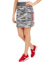 tommy hilfiger camo mini skirt