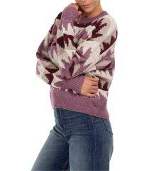 maglione maglia donna girocollo gatsy