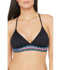women's la blanca halter bikini top