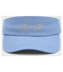 viseira oakley ion breath visor azul