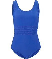 costume intero modellante livello 1 (blu) - bpc bonprix collection