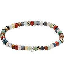 semi-precious randel bracelet