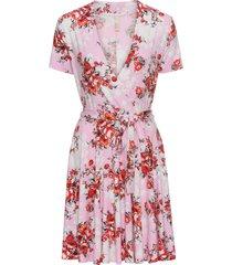 abito a portafoglio (rosa) - bodyflirt boutique