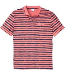polo a maniche corte (rosa) - john baner jeanswear