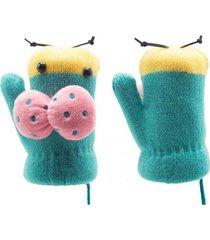 guantes juan verde topsoc