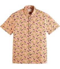overhemd hawaiian koraal