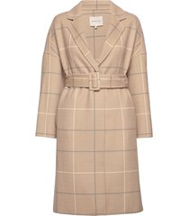 manon coat yllerock rock beige by malina