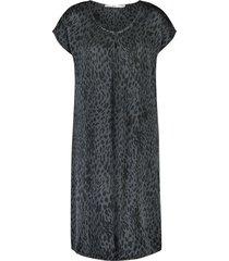 jurk madrid anthracite