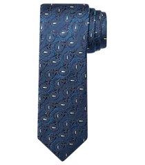 1905 collection paisley vine tie