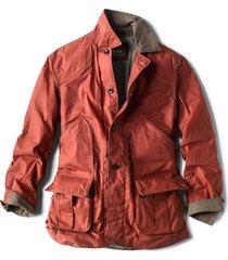 gleason waxed jacket