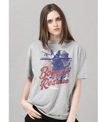 camiseta bandup! far cry 5 boomer feminina