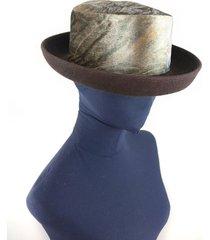 sombrero marrón almacén de parís