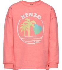 jianna sweat-shirt trui roze kenzo
