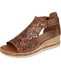 sandaletter remonte brun