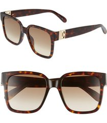 women's givenchy 53mm square sunglasses -