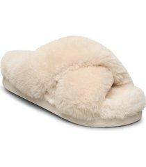 inuikii slipper classic slippers tofflor beige inuikii