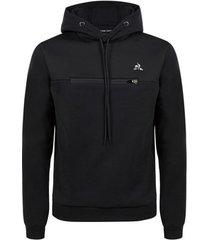 sweater le coq sportif tech hoody n°1