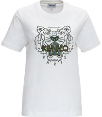 kenzo classic tiger loose t-shirt