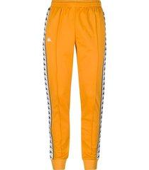 pantalon para hombre 222 banda rastoria slim kappa amarillo