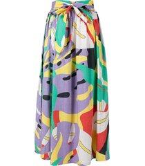 katrine wrap skirt