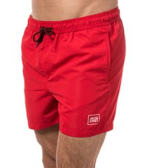 mens malibi logo swim shorts