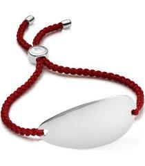 sterling silver nura friendship bracelet