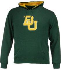 colosseum men's baylor bears big logo hoodie