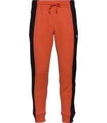 d sweatp sweatpants mjukisbyxor orange adidas originals